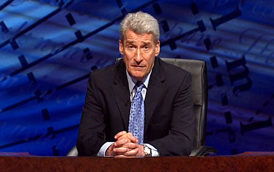 How I Made Paxman Blush (and coincidentally lost University Challenge…)